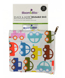 Bloom & Bliss Snack Bag & More Reusable Bag Beep Beep