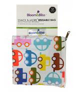 Bloom & Bliss Snack Bag & More Reusable Bag Beep Beep