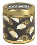 Paddywax Kaleidoscope Gold Tin Tobacco Patchouli Candle