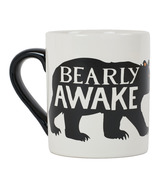 Little Blue House Ceramic Mug Bearly Awake