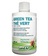 Land Art Green Tea Extract Liquid