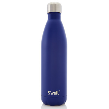 S\'well Satin Collection Stainless Steel Water Bottle Electric Eel