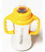 Thinkbaby of Steel Stainless Steel Sippy Cup