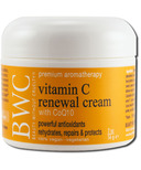 Beauty Without Cruelty Vitamin C with CoQ10 Renewal Cream