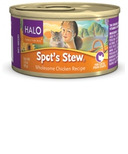 Halo Spot's Stew For Cats Wholesome Chicken Recipe