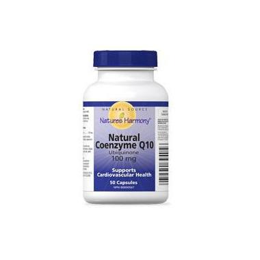 Nature\'s Harmony Coenzyme Q10