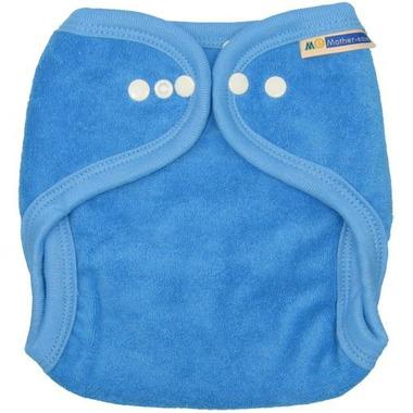 Motherease One Size Cloth Diaper Blue