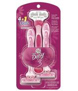 Gillete Daisy Women's Disposable Razor & Bonus Venus Tropical Razor