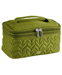 Lug Two-Step Cosmetic Case Grass Green