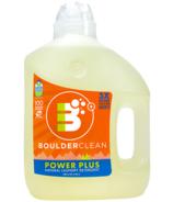 Boulder Clean Power Plus Detergent Valencia Orange