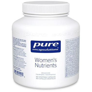 Pure Encapsulations Women\'s Nutrients