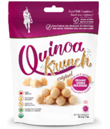 Quinoa Krunch Puffed Quinoa Snacks Original
