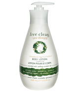 Live Clean Spa Therapy Moisturizing Body Lotion
