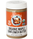 Wild Friends Organic Maple Sunflower Seed Butter