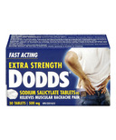 Dodds Fast Acting Extra Strength Muscle Pain Relief