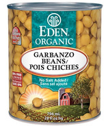 Eden Foods Organic Garbanzo Beans