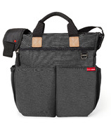 Skip Hop Duo Signature Diaper Bag Soft Slate