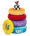 Lamaze Early Learning Rainbow Stacking Rings