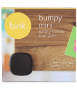 Bink Black Bumpy Mini Safety Corner Cushions