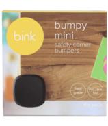 Bink Black Bumpy Mini Safety Corner Cushions