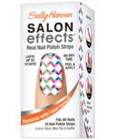 Sally Hansen Salon Effects Real Nail Polish Strips Geome-Trick
