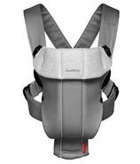 BabyBjorn Baby Carrier Original Dark Grey Cotton Jersey