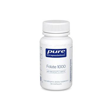 Pure Encapsulations Folate 1000