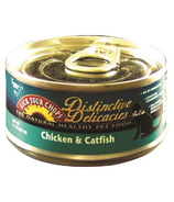 Lick Your Chops Distinctive Delicacies Cat Food CASE OF 24