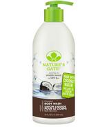 Nature's Gate Coconut Body Wash