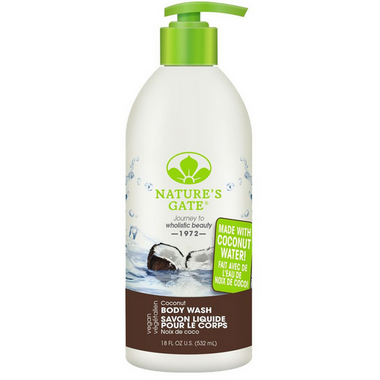 Nature\'s Gate Coconut Body Wash