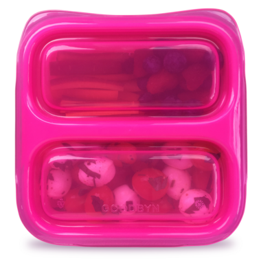 Goodbyn Small Meal Container Pink