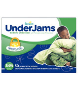 Pampers UnderJams Bedtime Boys Underwear