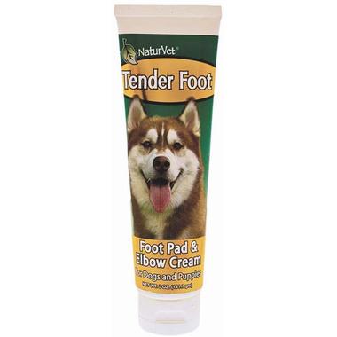 Naturvet Tender Foot Dog Foot Pad & Elbow Cream