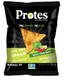 Protes Protein Chips Spicy Chile Lime