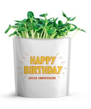 Gift-a-Green Happy Birthday Pouch