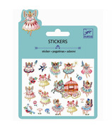 Djeco Mini Stickers Fairies