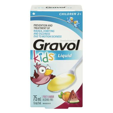 Gravol Kids Liquid
