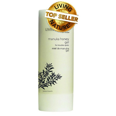 Living Nature Manuka Honey Gel