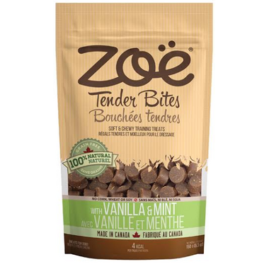 Zoe Tender Bites Vanilla and Mint