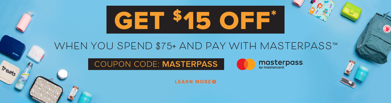 Save with Masterpass!