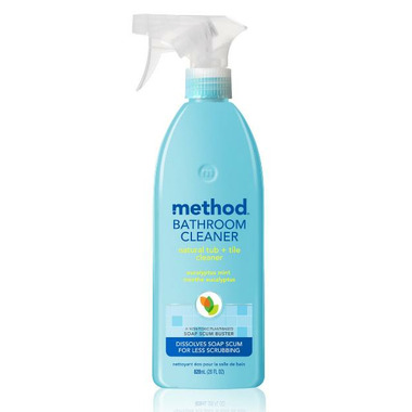Method Bathroom Cleaner Natural Tub + Tile Spray
