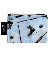 Colibri Reusable Snack Bag in Hockey Pattern