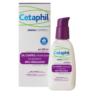 Oil controlling moisturizer