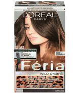 L'Oreal Feria Wild Ombre 050 for Darkest Brown to Soft Black Hair