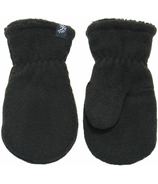 Calikids Mitts With Thumb Black