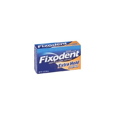 Fixodent Extra Hold Powder
