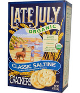 Late July Organic Classic Saltine Crackers