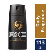 Axe Gold Temptation Daily Fragrance
