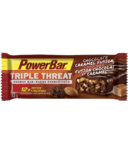 PowerBar Triple Threat Bar Chocolate Caramel Fusion