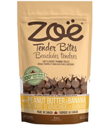 Zoe Tender Bites Peanut Butter and Banana